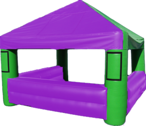 Inflatable Concession Tent